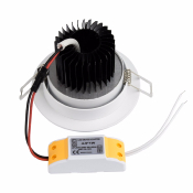 Downlight rond 7 LEDS