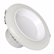 Downlight rond blanc  CCT