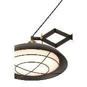 Suspension PLEC LED